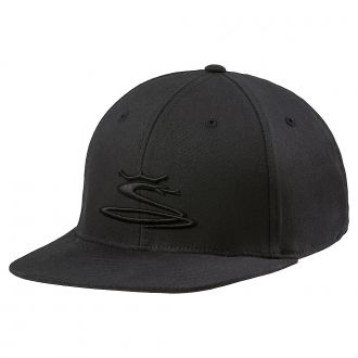 Youth Tour Snapback Cap - Black