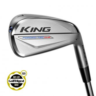 KING Forged TEC ONE Length Iron Hero