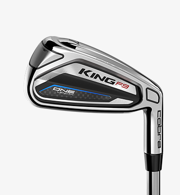 KING F9 SPEEDBACK ONE LENGTH IRONS