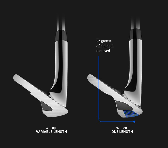 One Length Short Irons
