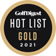 Golf Digest Hot List Gold 2021