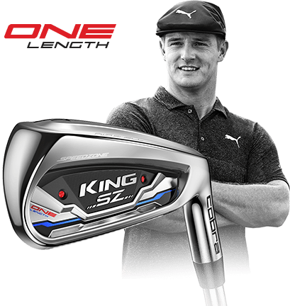 Bryson Dechambeau Plays SZ One Length Irons