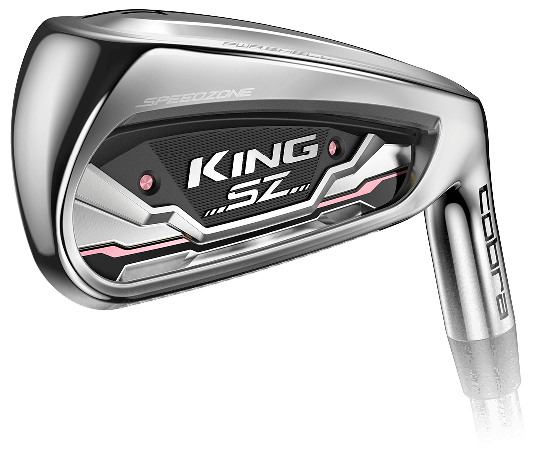 Speedzone Irons Hero